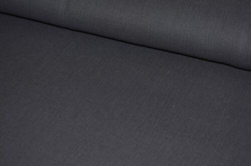 "Plain Gauze 100/% Cotton Fabric 50/"" inch"