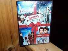 Hallmark Lifetime Channel 4 MOVIES DVD SET Christmas HOLIDAY Family Thanksgiving