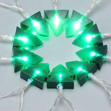 Battery Powered 20 LED String Solar Light Garden Xmas Party Fairy Tree Deco Lamp