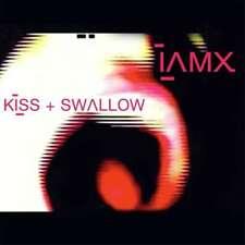 IAMX Kiss + Swallow CD Digipack 2018