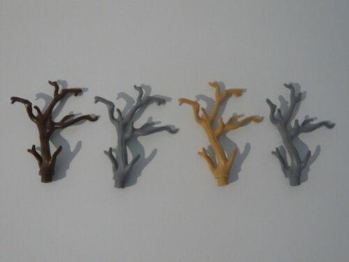 Playmobil Baum Bäume Grau Braun Wikinger Western Piraten Felsen