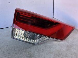 Toyota Highlander 2017 Left Rear Outer Tail Light Lamp Genuine OEM OE