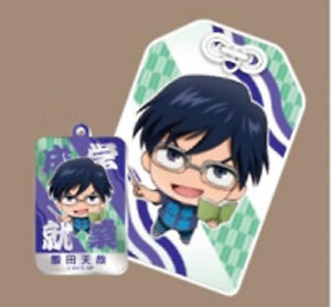 Details About My Hero Academia Iida Tenya Good Luck Charm W Acrylic Charm New