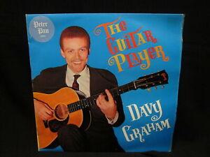 The-Guitar-Player-Davy-Graham-Rare-Oz-Press-Excellent