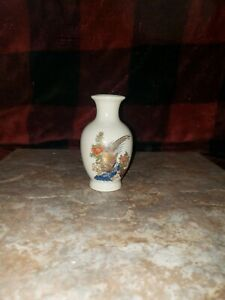 Small Japanese Vase 3.5 High Made In Japan