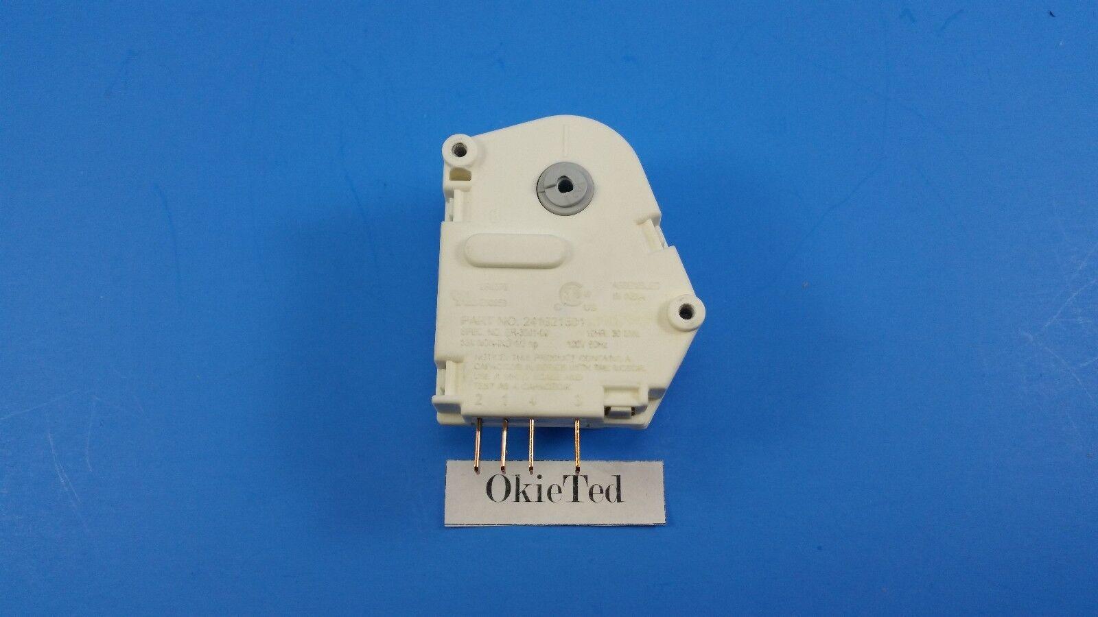 Whirlpool W10822278 Defrost Timer Ebay 482493 Wiring Diagram