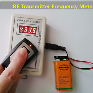 Frequency detector Tester Counter For Car auto Key Remote Control
