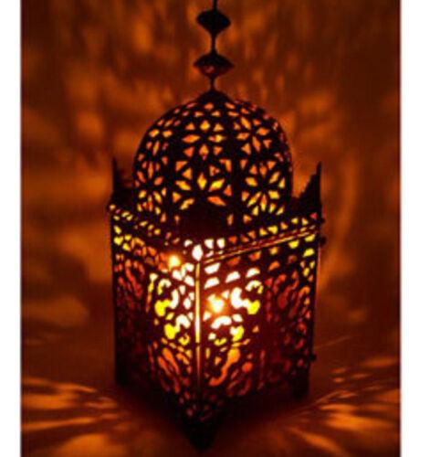 Marrakech Marrakesh Punched Moroccan Lantern Candle holder wedding centerpiece