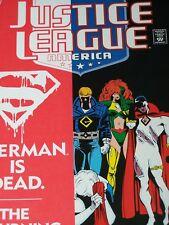 Justice League America #70 (Jan 1993, DC)