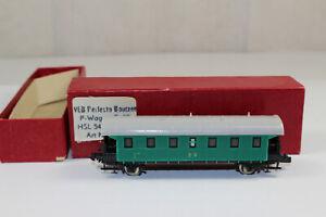 n2961, Piko 0001 Personenwagen Ci29 DR BOX Spur N TOP ex. DDR produktion