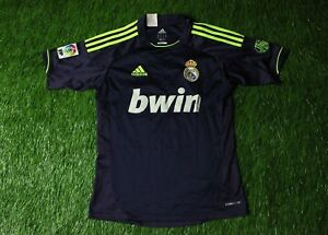 aed8b5b54 Image is loading REAL-MADRID-SPAIN-2012-2013-FOOTBALL-SHIRT-JERSEY-
