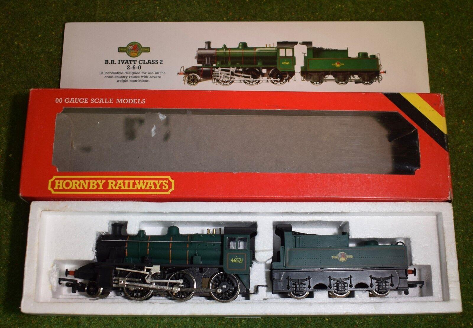 HORNBY i treni RAILWAY OO GAUGE BR 2-6-0 IVATT IVATT IVATT classe 2 12bf9b