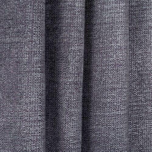 Designer Linen Dark Grey Or Scarlet Thick Heavy Fabric Textured Plain Soft by m