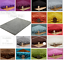 LOW COST SMALL LARGE 5 CM HIGH PILE NON-SHED SHAGGY LIVING MODERN ROOM RUG