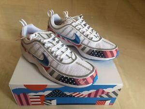 12 10 Air Nike 8 Unido Nuevo 11 X Zoom Reino Todos Spiridon 2018 los Parra tamaños fc4OcZ