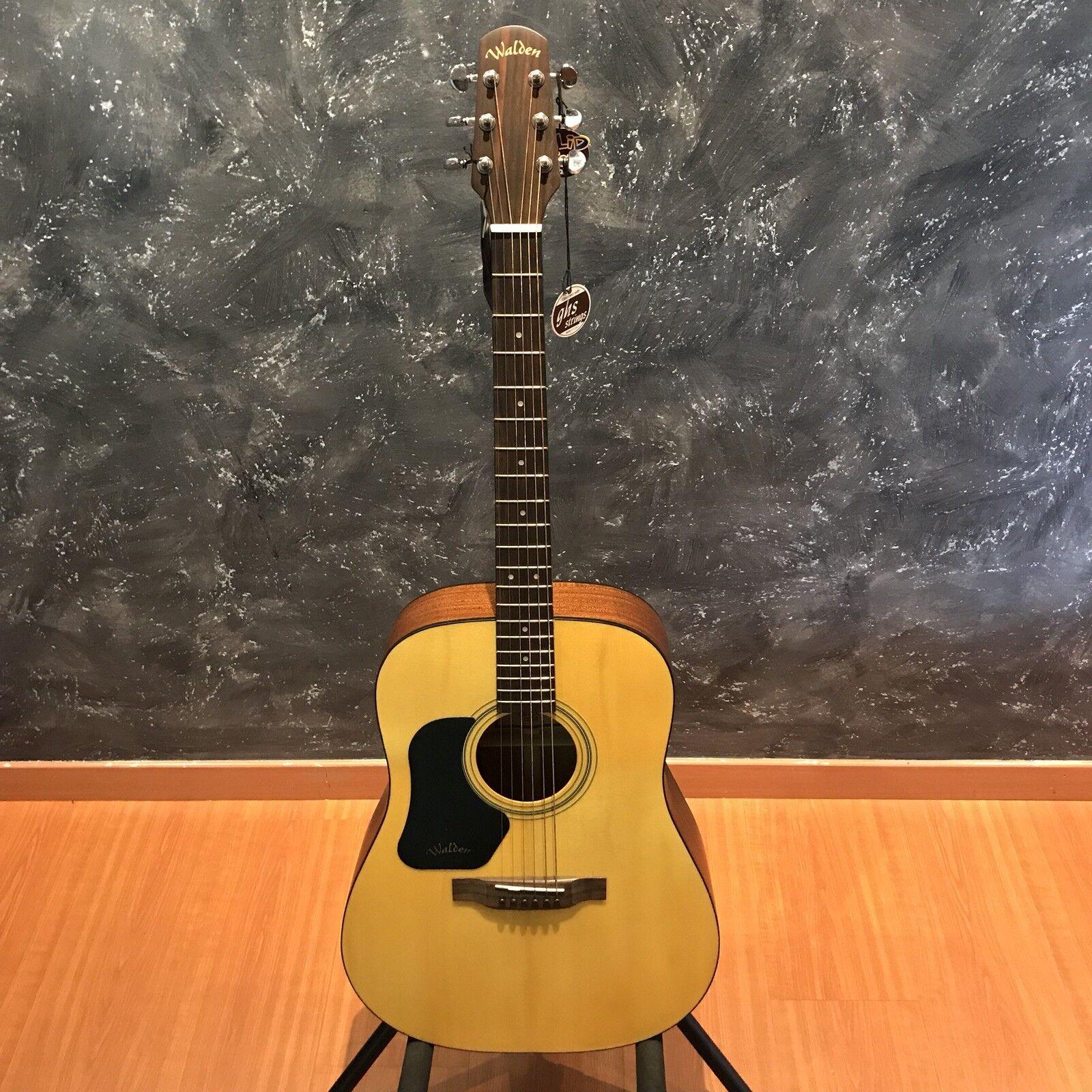 Walden D320L Left handed Acoustic Guitar
