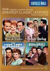 TCM Greatest Classic Legends Collection Lucille Ball 2 Discs 2011 DVD