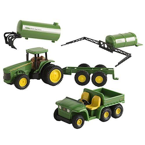 NEW John Deere Farm Toy Set - LP64812