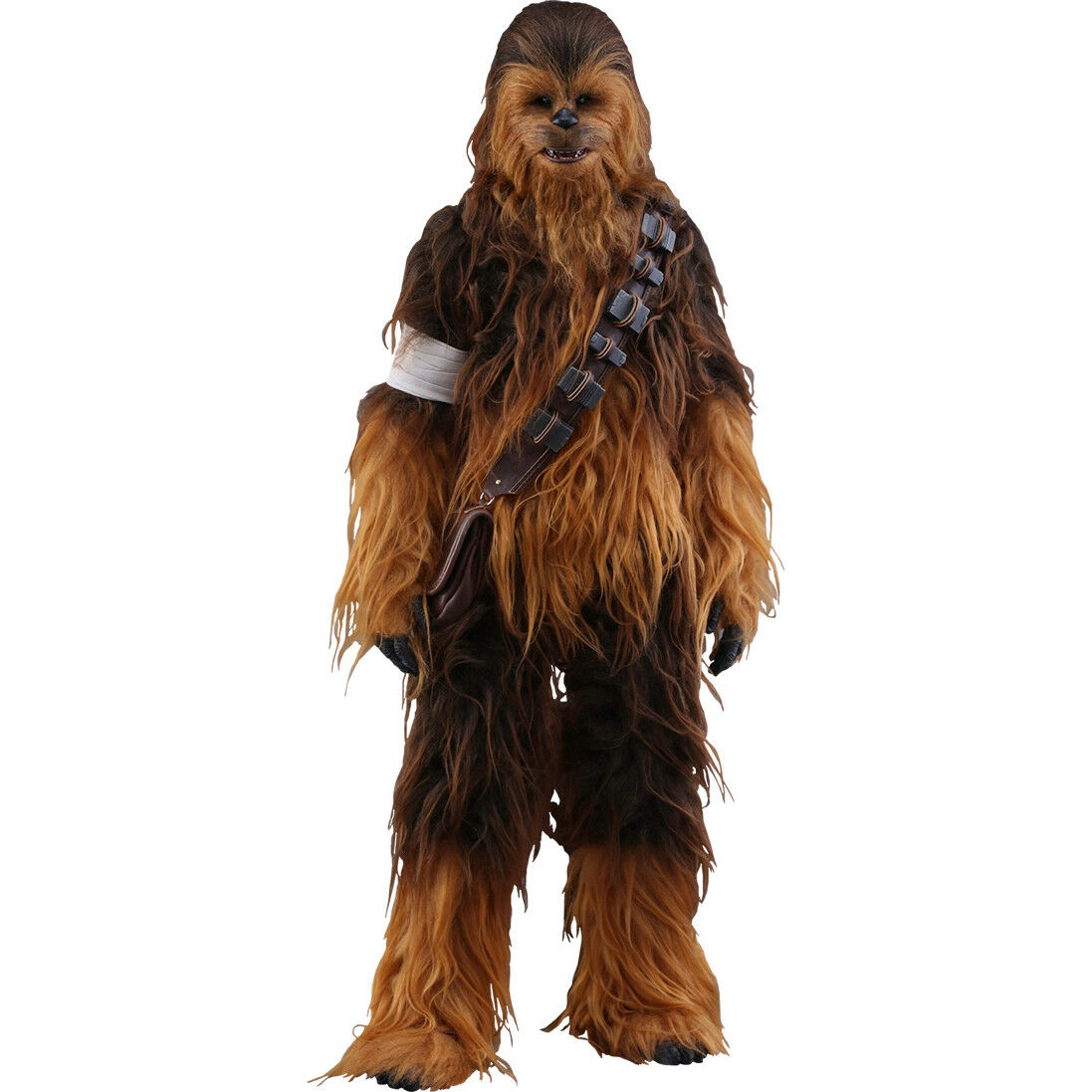 Stjärnornas krig  Kraften vaknar - Chewbacca 1  6th skala heta leksaker Action Figur