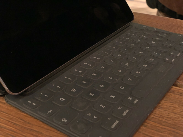 iPad Pro, 512 GB, sort, Perfekt, inkl. Smart Keyboard…