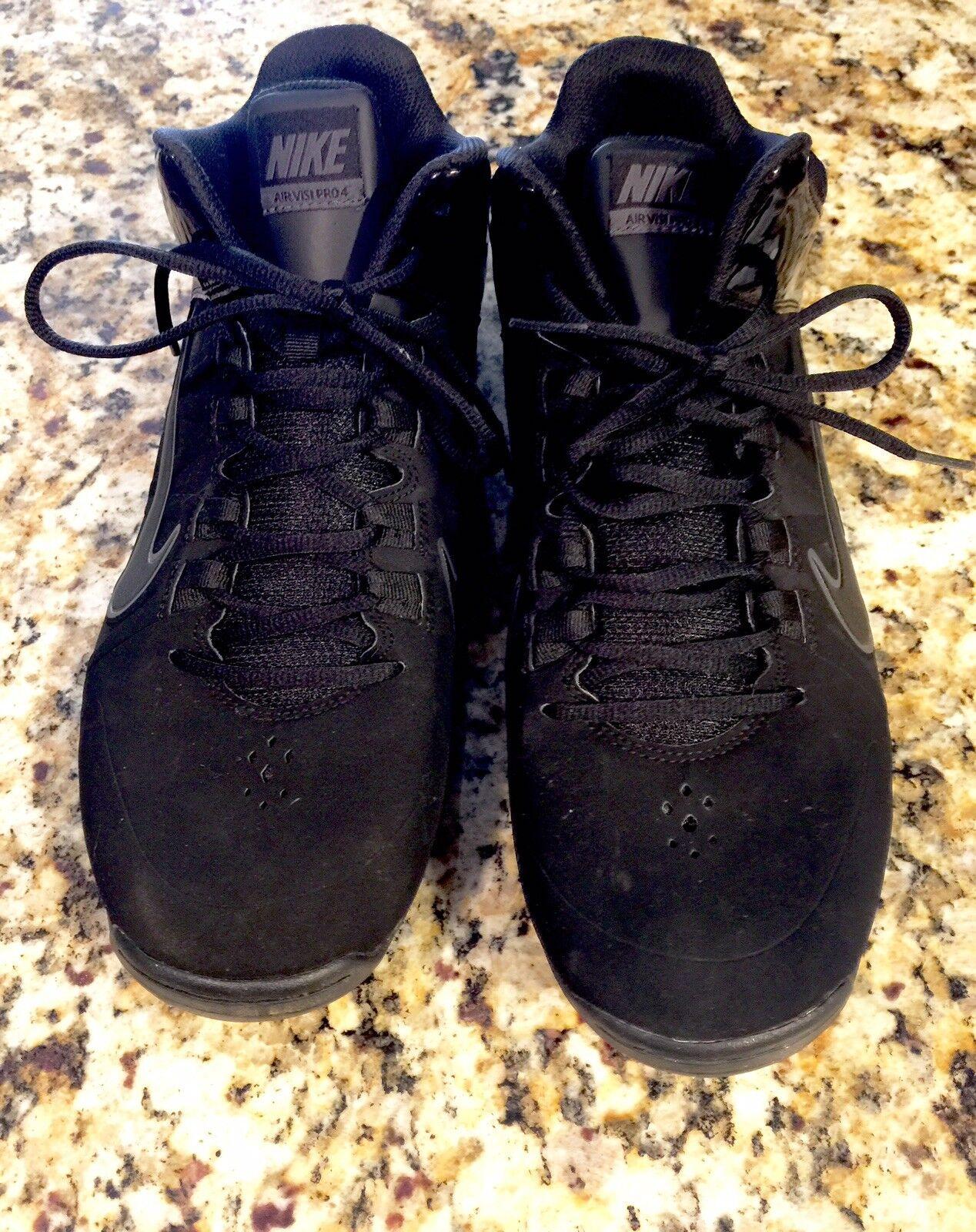 Nike air visita pro iv scarpe uomini scarpe iv da basket 599569-012 dimensioni 13 fdaf12