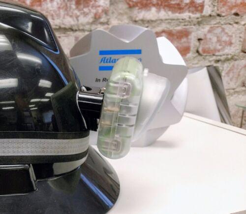 Hard Hat Cordless Mine Light w//Accessories 4A Wisdom Cap Lamp Model 4