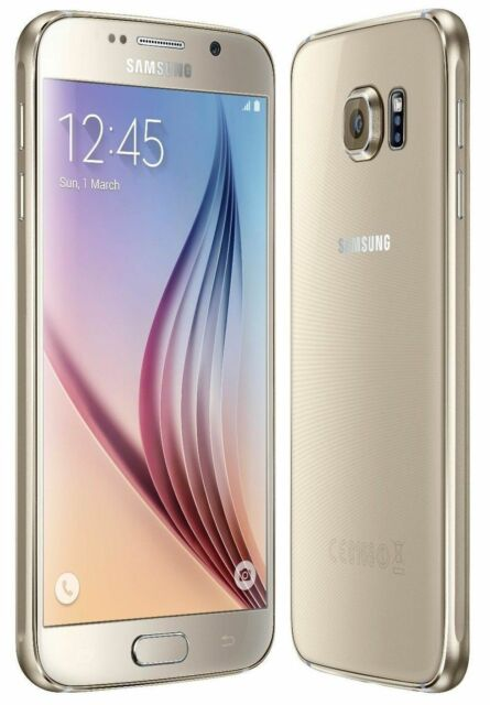 "OPEN BOX - Samsung Galaxy S6 Duos SM-G9200 Gold (FACTORY UNLOCKED) 5.1"",Dual Sim"