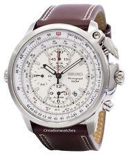 Seiko FLIGHTMASTER Pilot Chronograph SNAB71 SNAB71P1 SNAB71P Mens Watch