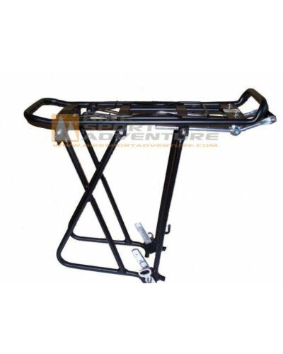 Rms Portapacchi Bici Posteriore 26-28 Black