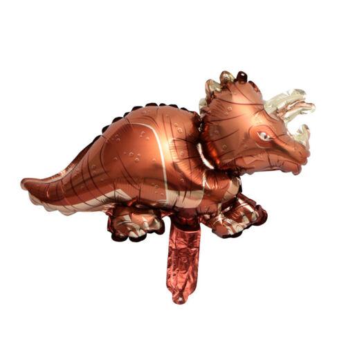 XL Helium Folienballon Dinosaurier Styracosaurus Reptil Dino Age Deko Luftballon