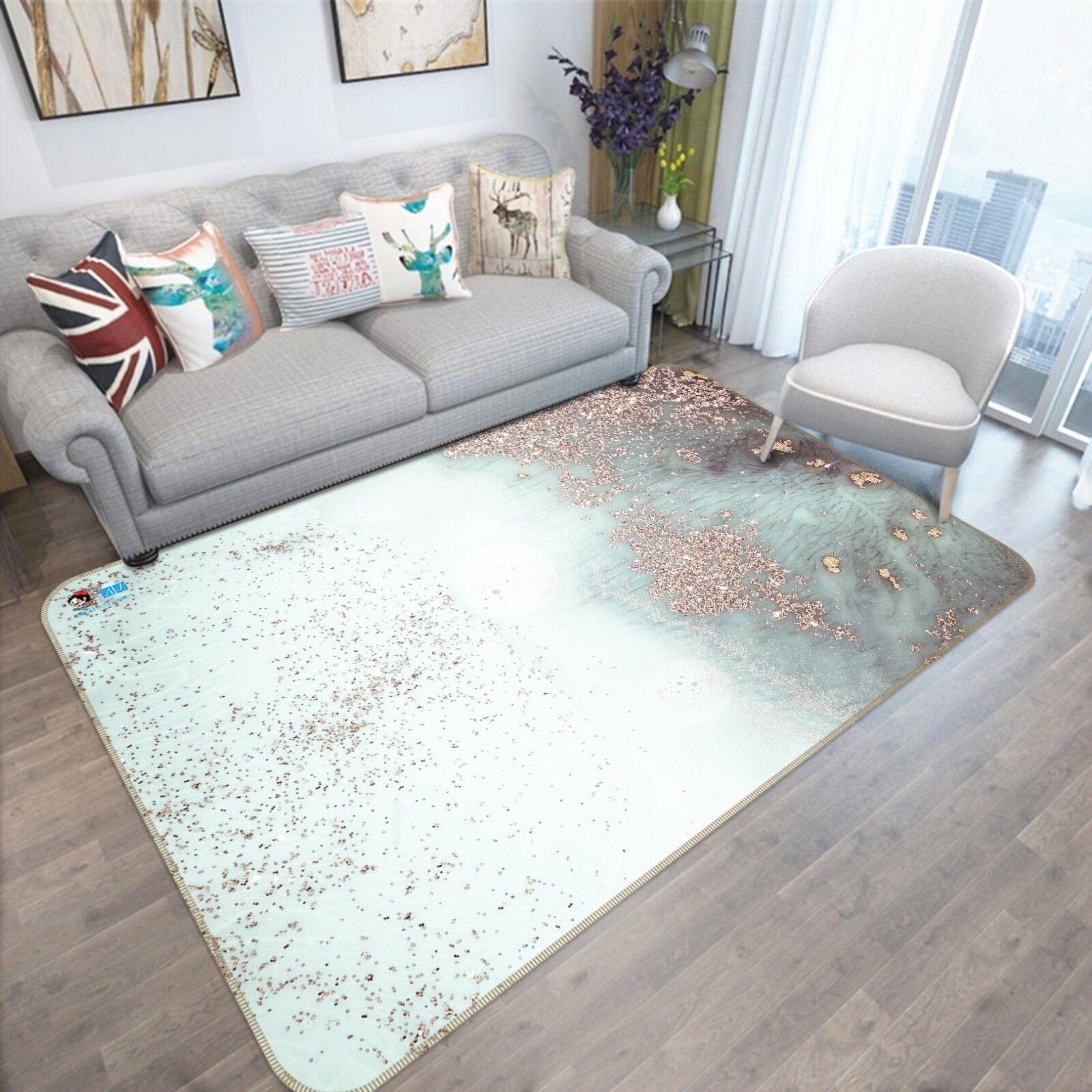 3D Moderne Mode 2 Rutschfest Teppich Raum Matte Qualität Elegant Teppich DE