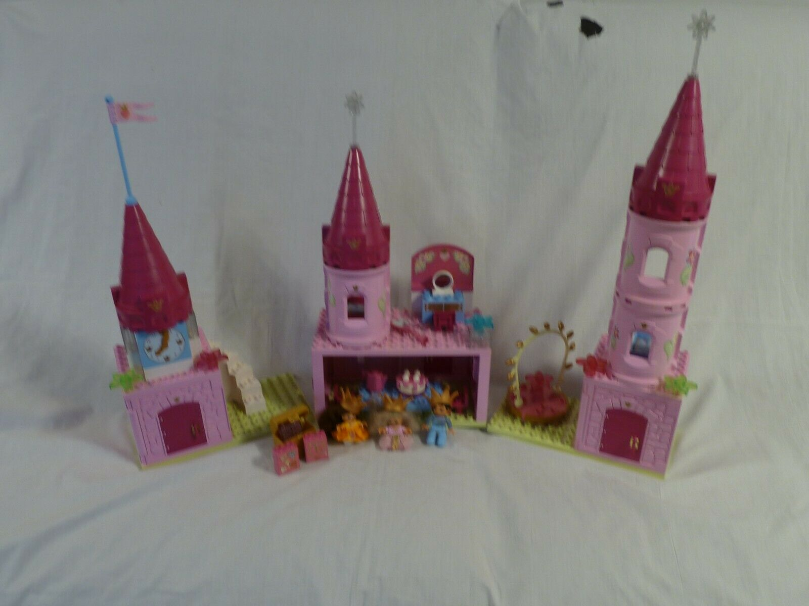 Lego Duplo 4820 Princess' Castle 100% complete without box
