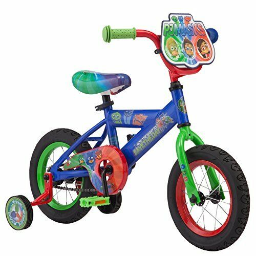 """NEW PJ Masks  Boy's 12"""" Bicycle blueee FREE SHIPPING  100% genuine counter guarantee"""