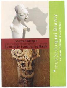 (3) Paris/Vienna Ethnographic Museum Quai Branly mag., Bangkok Grand Palace