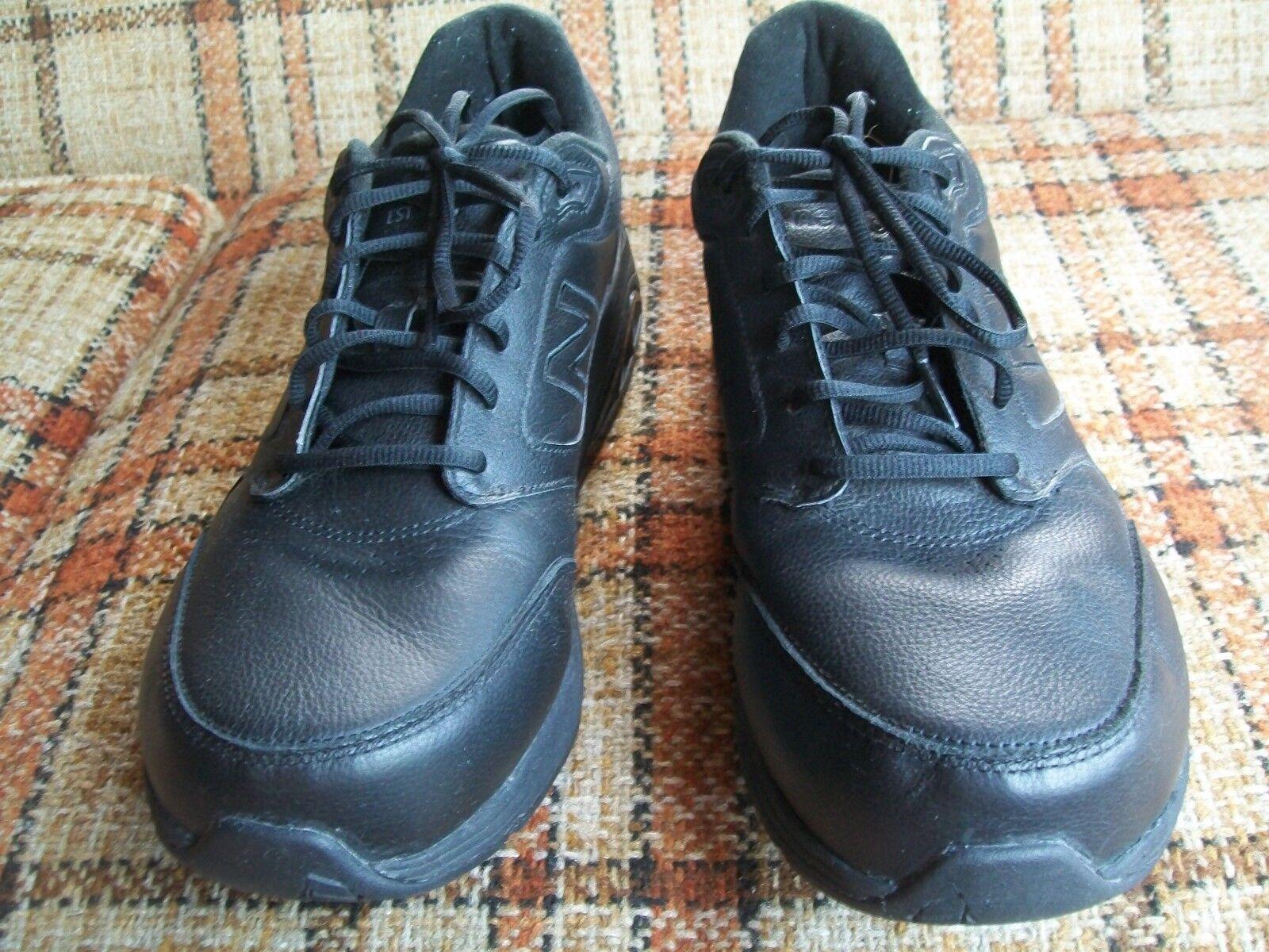 Para Hombre E New New E Balance  Negro Caminar MW928BK2 dfe718
