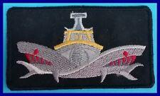 israel army idf navy Dabur-class patrol boat Warrior patch