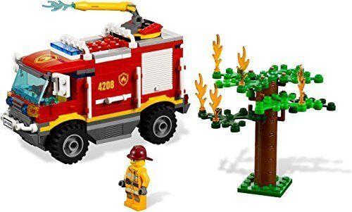 LEGO CITY 4208 camion dei pompieri