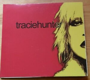 TRACIE HUNTER Now I'm Gone  2 TRACK CD SINGLE  Ian Hunter Mott The Hoople