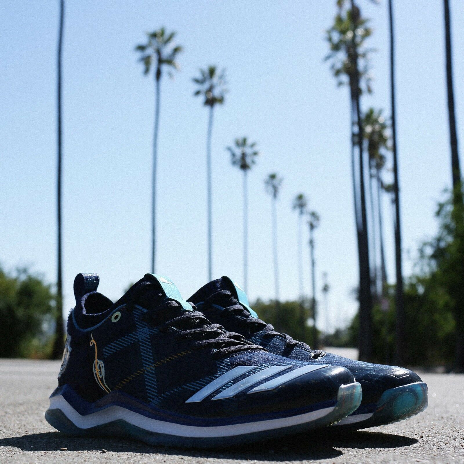 Brand New Limited Adidas Icon Trainer