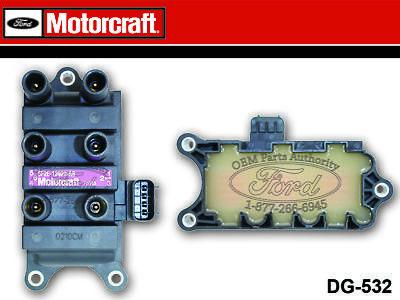 Genuine Motorcraft Ignition Coil DG532