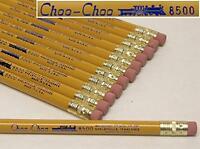 Jumbo Pencil, 10 Mm Lead, Choo Choo Train Imprint (12 Per Package) See More Choi