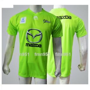 BBL Big Bash League NEW 2019-20 Sydney Thunder Shirt Jersey Kids Adult ALL Size