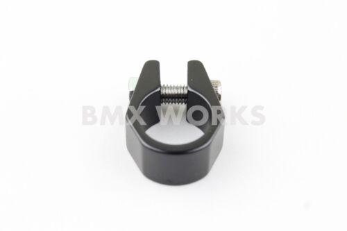 BMX Tuf Style Seat Clamp 28.6m suit 25.4mm Post Old School BMX