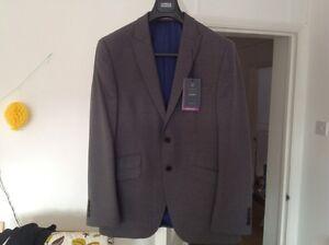 40 Inch M Chest New Jacket lana Brand 100 Man's s YRqwggZ