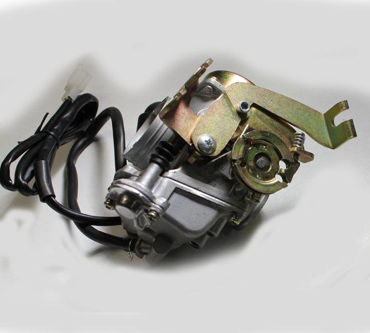 Manco Talon, Linhai CVK Carburetor W  Electric Choke (v.2) For 250cc 260cc 300cc