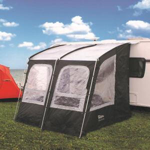 Sterling Eccles Sport 640 Caravan Porch Awning Equinox 260 Charcoal