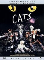 Cats: The Musical [commemorative Edition] Dvd on sale