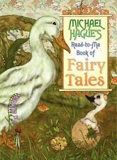 Michael Hague's Read-to-Me Book of Fairy Tales - LikeNew - Hague, Michael -