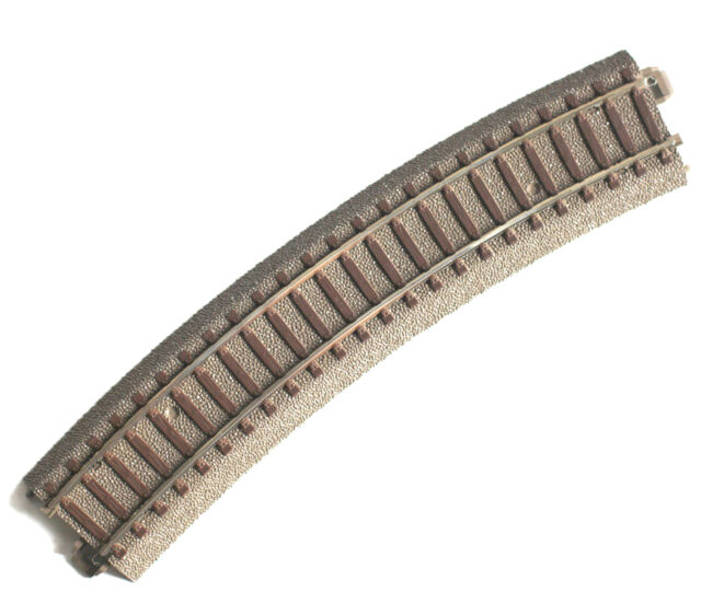 Trix H0 T62224 Geb. Gleis R2, 437,5 mm
