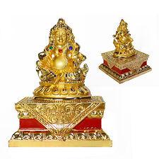 HINDU GOD OF WEALTH LORD KUBER BHAGWAN MEDITATION PRAYER DIWALI POOJA FENGSHUI